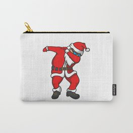 Santa Funny Christmas Carry-All Pouch