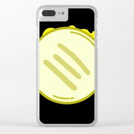 Arepa Clear iPhone Case