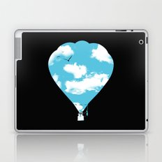 sky balloon Laptop & iPad Skin