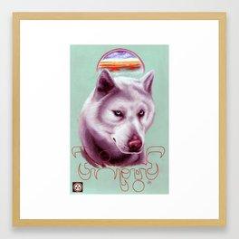 By-Tor Framed Art Print
