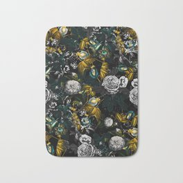 EXOTIC GARDEN - NIGHT Bath Mat