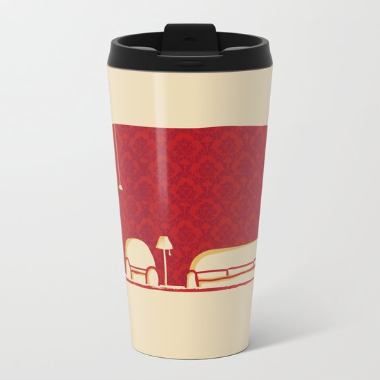 Elephanticus Roomious Metal Travel Mug