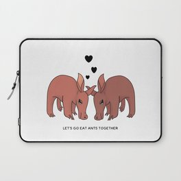 Flirty Aardvarks Laptop Sleeve