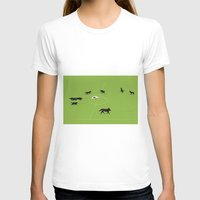 football T-shirts featuring Football by Rubans