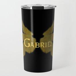 Archangel Gabriel Wings Travel Mug