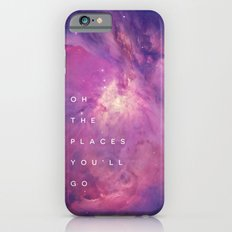The Places You'll Go II iPhone 6s Slim Case