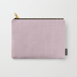 Delicate Blush ~ Cherry Blossom Pink Carry-All Pouch