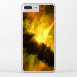 Universum Clear iPhone Case