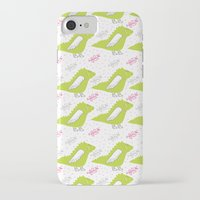 dragons iPhone & iPod Cases featuring Dragons by LOLIA-LOVA