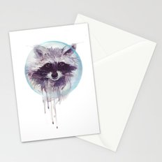 Hello Raccoon! Stationery Cards