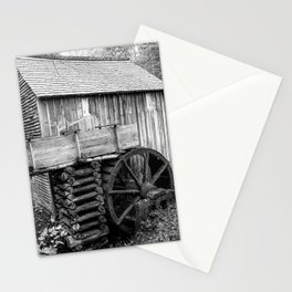 Cable Mill - Old Mill in Great Smoky Mountains Stationery Cards
