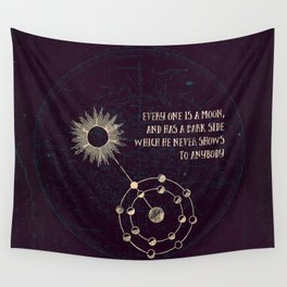 Eclipse Wall Tapestry
