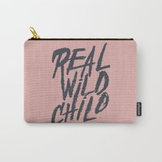 Real Wild Child Carry-All Pouch