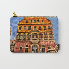 Oath House Ulm, Germany ( local history museum ) Carry-All Pouch