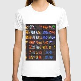 Religious church glass religion T-shirt