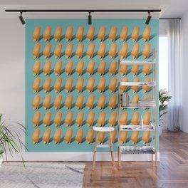 77 Melting Ice Creams Wall Mural