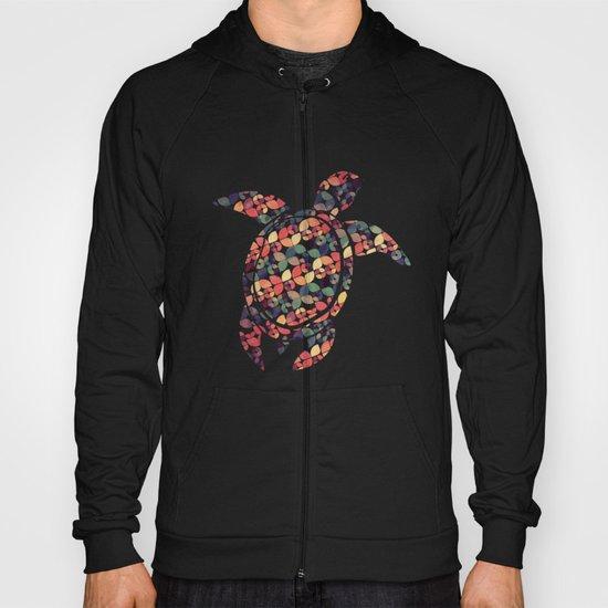 The Pattern Tortoise Hoody