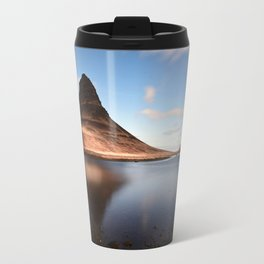 Fell Kirkjufell Mountain Travel Mug