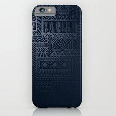 Pattern black 5000 iPhone 6s Slim Case