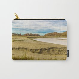 Miradores de Darwin, Patagonia Landscape – Argentina Carry-All Pouch