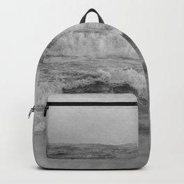 Photo 34 sea ocean waves Backpack