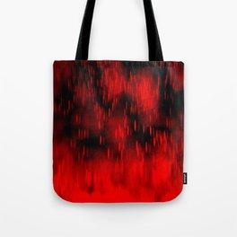 Soda Pop Abstract Tote Bag