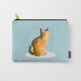 back cat Carry-All Pouch