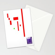 PONGed Stationery Cards
