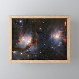 Messier 78 Framed Mini Art Print