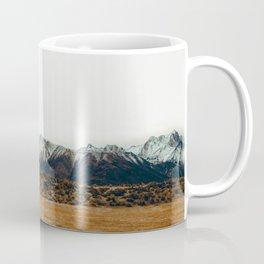 The Plains and Mountains (Color) Coffee Mug