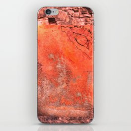 Childhood of humankind: Wisdom eye look right iPhone Skin