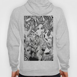 journey into the human mind Hoody