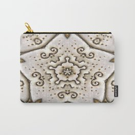 Sparkle Star Kalidoscope Art Carry-All Pouch