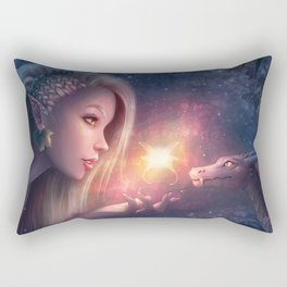 Fairy Wonders Rectangular Pillow