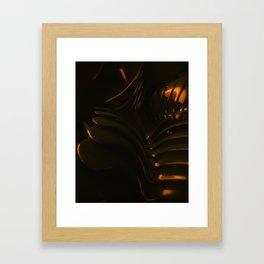 King Dark CatFish - The Chain Framed Art Print