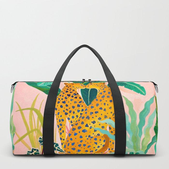 Cheetah Crush Duffle Bag