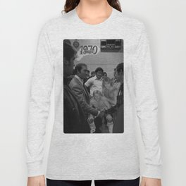 Rock n Roll Reunion - Vintage Collage Long Sleeve T-shirt