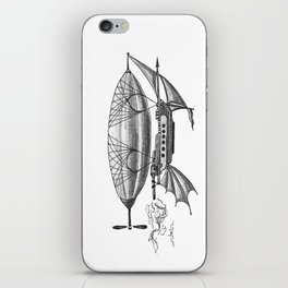 FLOATING ON AIR iPhone Skin