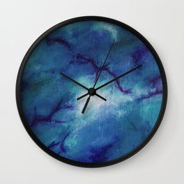 Persevere Wall Clock