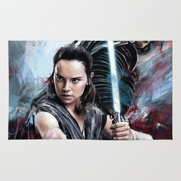 The last Jedi Rug