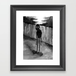 Skaterade Framed Art Print