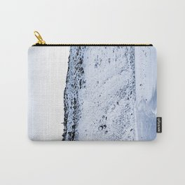 Kerid Crater In Winter, Iceland Carry-All Pouch