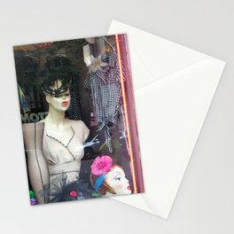 The Nineteen Fifties Look in the Village Stationery Cards