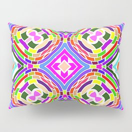 Modern Colorful abstract Pattern SB84 Pillow Sham