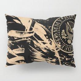 Ramones Shoes Pillow Sham