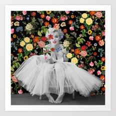 Marilyn Ballerina Art Print
