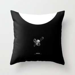 GENESIS1 Throw Pillow