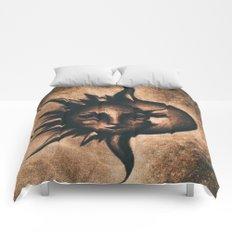 Lune et Soleil (Moon and Sun) Comforters