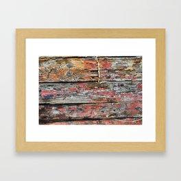A life at sea #1 Framed Art Print