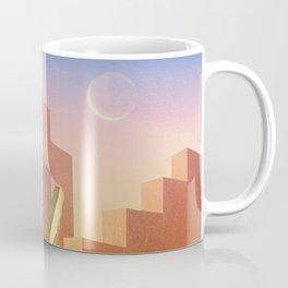 Mid-Century Arizona Amber Rose House Coffee Mug